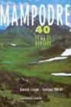 mampodre: 40 rutas de montaña-santiago moran-ramon lozano-9788481770919