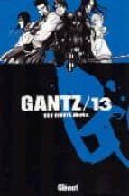 gantz nº 13 (3ª ed.) oku hiroya 9788484496519