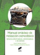 manual práctico de redacción periodística sonia parratt 9788490774519