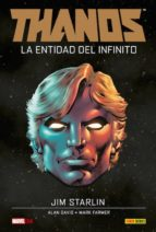 thanos: la entidad del infinito-jim starlin-alan davis-9788490946619