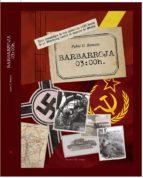 barbarroja 03:00 hrs (ebook)-pablo gabriel romero vallecillo-9788490958719