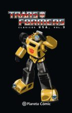 transformers marvel usa nº 03/08 9788491460619
