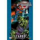 ultimate integral: ultimate spiderman 2: legado mark bagley brian michael bendis 9788491676119