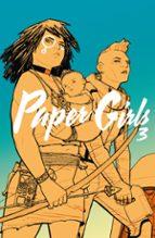 paper girls (tomo) nº 03 brian k. vaughan cliff chiang 9788491730019