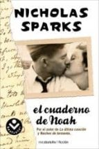 el cuaderno de noah-nicholas sparks-9788492833719