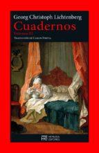 cuadernos (vol. iii)-georg christoph lichtenberg-9788494741319