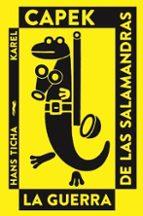 la guerra de las salamandras karel capek 9788494773419