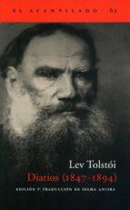 diarios (1847 1894) leon tolstoi 9788495359919