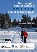 10 Conceptos para aprender con el esqui nordico Libros descargables gratis para iPod
