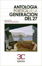 antologia poetica de la generacion del 27 9788497404419