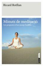 minuts de meditacio-ricard rotllan-9788498091519