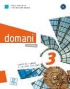 domani 3 libro del alumno. b1 (edición italiana) 9788861822719