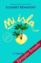 mi isla (beta coqueta) - ejemplar firmado por la autora-elisabet benavent-2910019764429