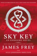 sky key (endgame 2) james frey nils johnson shelton 9780007585229