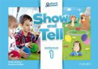 oxford show and tell 1 activity book-9780194779029