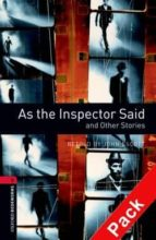 as the inspector said (incluye cd) (obl 3: oxford bookworms libra ry) 9780194792929