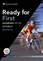 ready for first student s book (+ key) + mpo (+ audio pack 3 ed roy norris 9780230440029