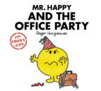 mr happy & the office party hangover-roger hargreaves-9781405288729