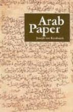Arab paper Descarga gratuita de PDF ebook