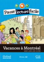 frances 3ºeso lect/cd vacances a montrea-9782090314229