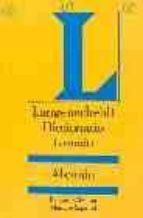 aleman diccionario grande: español-aleman aleman-español-gunther haensch-heinz muller-9783468978029
