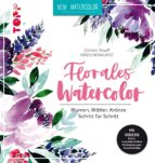 florales watercolor (ebook) christin stapff 9783735805829