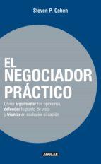 el negociador práctico (ebook)-steven p. cohen-9786071131829