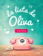 la lista de oliva (ebook)-9788408156529