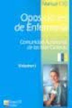 MANUAL CTO DE ENFERMERIA. OPOSICIONES COMUNIDAD ISLAS CANARIAS