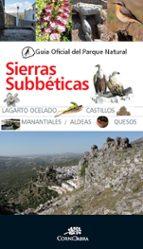 guia of. parque nat. sierra subbeticas (3 ª ed.) 9788415338529