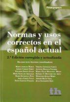 El libro de Normas y usos correctos en el español actual (2ª ed.) autor VV.AA. DOC!