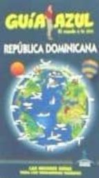 republica dominicana 2014 (guia azul) 9788416137329