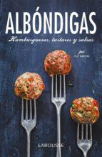 (pe) albondigas, hamburguesas, tartares y salsas 9788416368129