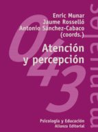 atencion y percepcion-9788420686929