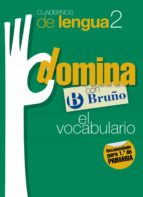 cuadernos domina lengua 2 vocabulario 1 9788421669129