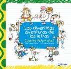 las divertidas aventuras de las letras-9788421685129