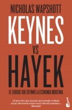 keynes vs hayek nicholas wapshott 9788423425129