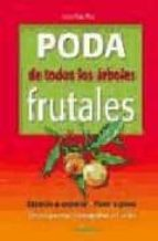 poda de todos los arboles frutales 9788428214629