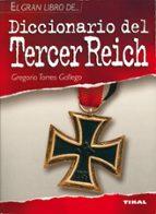 diccionario del tercer reich-gregorio torres gallego-9788430565429