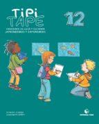 tipi tape 12 (cuaderno leer escribir infantil) 9788430700929