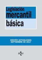 legislacion mercantil basica (14ª ed.)-9788430972029