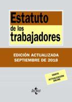 estatuto de los trabajadores (34ª ed.) 9788430975129