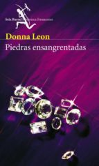 piedras ensangrentadas donna leon 9788432227929