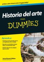 historia del arte para dummies (ebook)-jesse bryant wilder-9788432902529