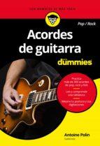acordes de guitarra pop/rock para dummies (ebook) antoine polin 9788432903229