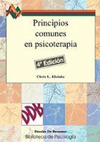 principios comunes en psicoterapia-chris l. kleinke-9788433011329
