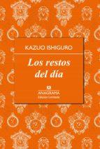 los restos del dia (limitada) kazuo ishiguro 9788433928429