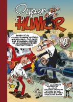 super humor mortadelo nº 16: varias historietas f. ibañez 9788440647429