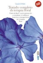 tratado completo de terapia floral susana veilati 9788441431829