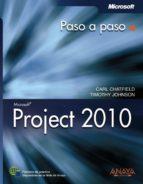 project 2010 carl s. chatfield timothy johnson 9788441528529